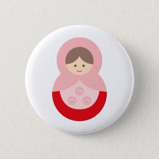 MatryoshkaA13 Pinback Button
