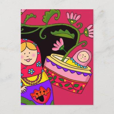 baby ukrainian folk art