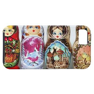 Matryoshkas iPhone 5 Cover