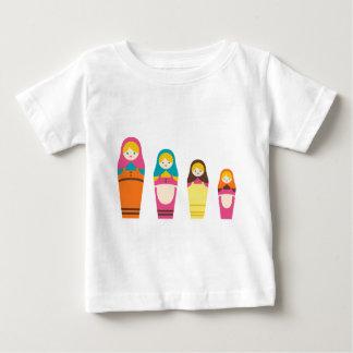 MatryoshkaTall2 Tee Shirts