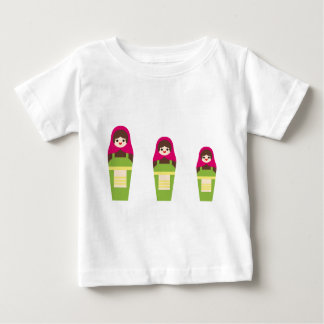 MatryoshkaTall5 Tee Shirts