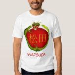 Matsuda Monogram Dragon T Shirt