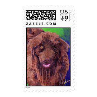Matsuda's Huck Stamps