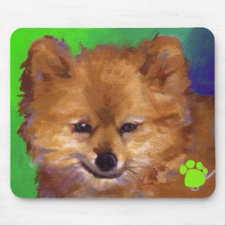 Matsuda's Kaki Mouse Pad