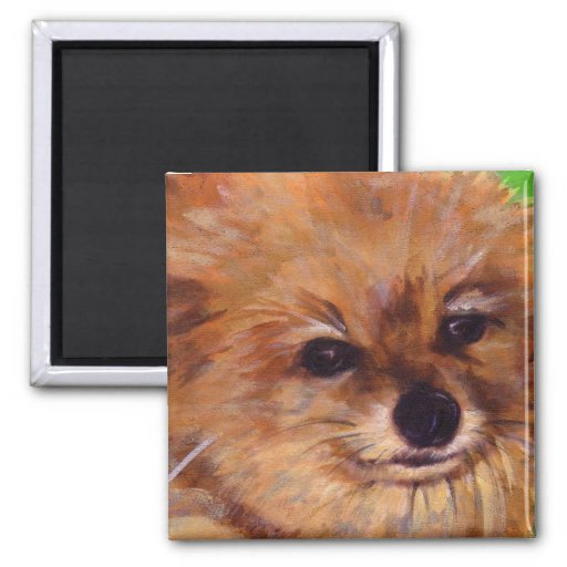 Matsuda's On-chon 2 Inch Square Magnet