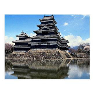 Matsumoto Castle, Matsumoto, Japan Postcard