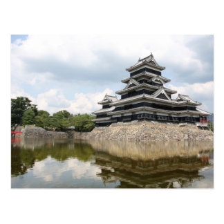 Matsumoto Castle Postcard