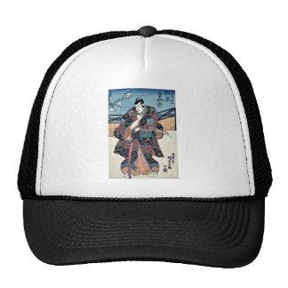 Matsumoto Koshiro V by Utagawa,Toyokuni Trucker Hat