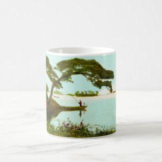Matsuyama Ehime Japan Vintage 松山市 Coffee Mug