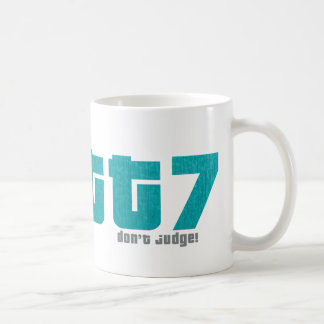 Matt7 -Don't judge Mug