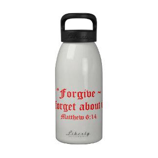 Matt 6:14 water bottle