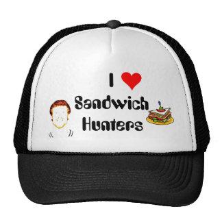 Matt Bonner The Sandwich Hunter Trucker Hat