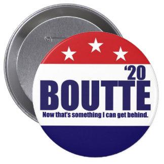 Matt Boutte 2020 4 Inch Round Button
