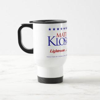 Matt Kloskowski Tumbler 15 Oz Stainless Steel Travel Mug
