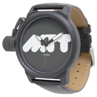 MATT NAME / Mens Black Watch Relojes De Pulsera