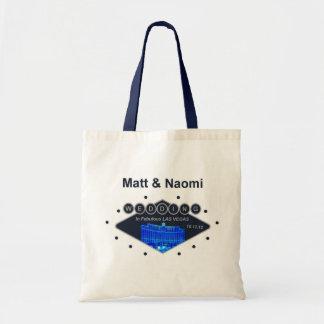 Matt & Naomi Wedding in Las Vegas Sample 1 Bag