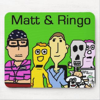 Matt y Mousepad