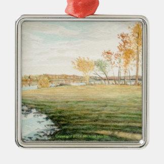 Mattaponi River Ornament