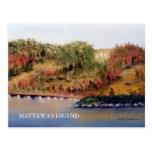 Mattawa's Legend - Postcard