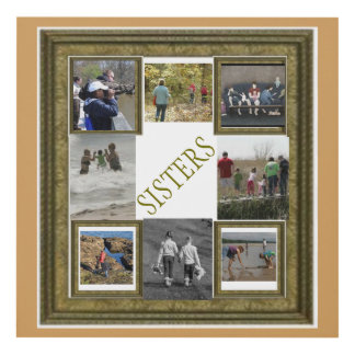 Matte Wall Panel (14 x 11  add photos for collage