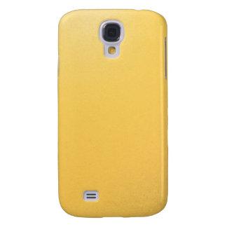Matte Yellow Samsung Galaxy S4 Case