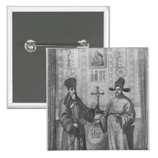 Matteo Ricci  and Paulus Li Pin