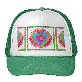 MATTER of HEART  -  Artistic Expression Hats