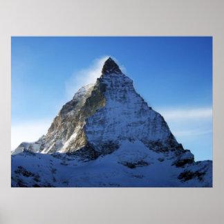 Matterhorn 2009 print