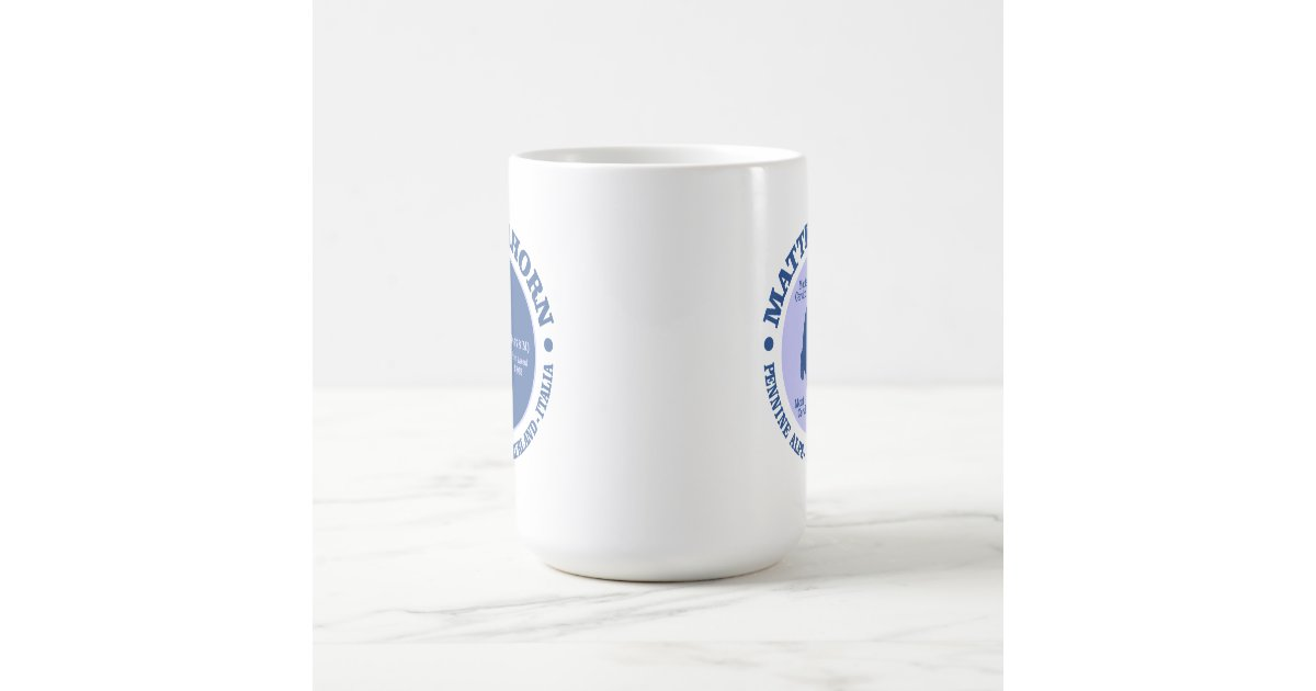 Matterhorn (Alps) Coffee Mug | Zazzle