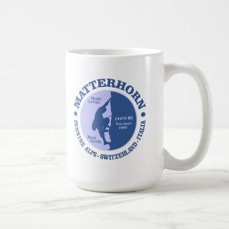 Matterhorn (Alps) Coffee Mug