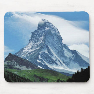 Matterhorn, Alps Mouse Pad