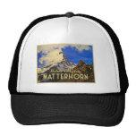 Matterhorn Alps Vintage Hats