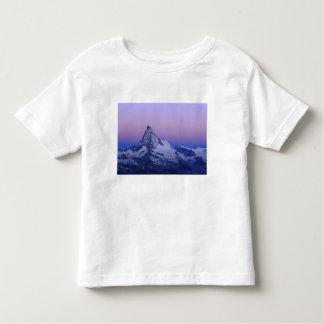 Matterhorn at dawn, Zermatt, Swiss Alps, Shirt