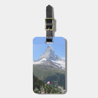 Matterhorn Mountain photo Luggage Tag