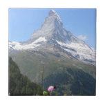 Matterhorn Mountain photo Tile