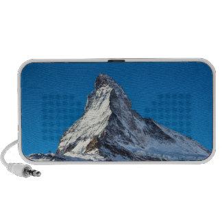 Matterhorn photo travelling speaker