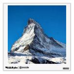 Matterhorn photo wall decals