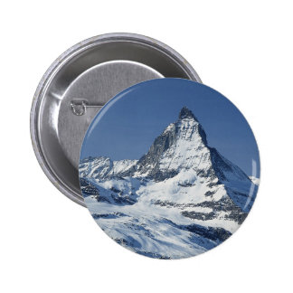 Matterhorn Pinback Button