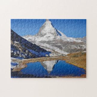 Matterhorn Puzzle