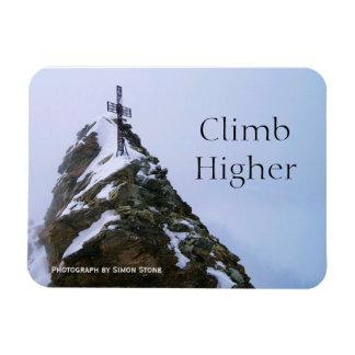 Matterhorn Summit Cross Magnet