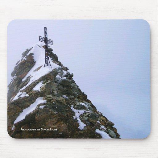 Matterhorn Summit Cross Mousepad