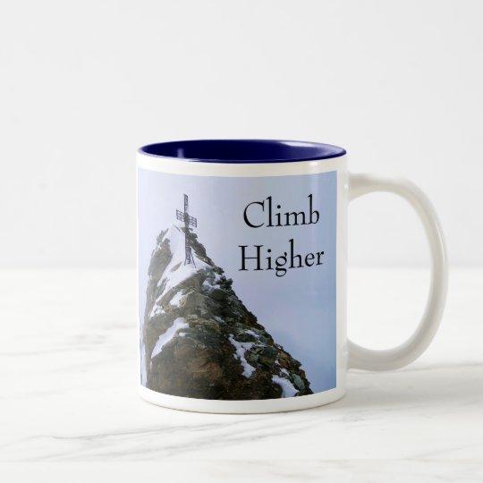 Matterhorn Summit Cross Mug