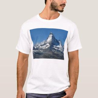 Matterhorn Swiss Alps Men's Basic T-Shirt