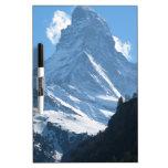 Matterhorn, Zermatt Dry-Erase Board