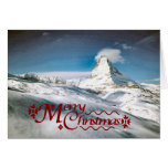 Matterhorn, Zermatt Greeting Cards