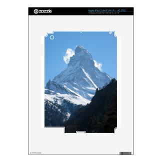 Matterhorn, Zermatt iPad 3 Skin