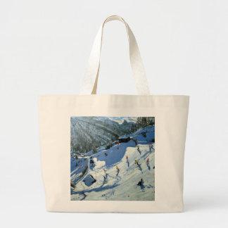 Matterhorn Zermatt Large Tote Bag