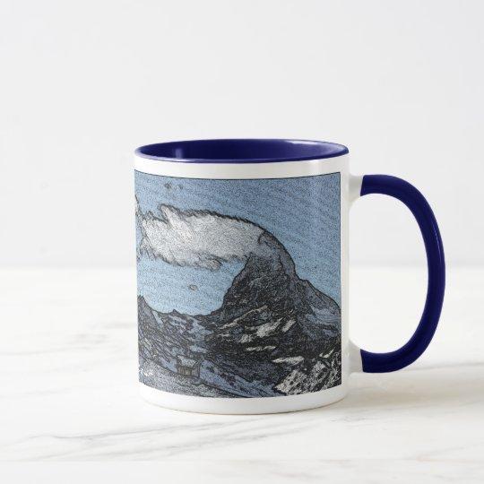 Matterhorn, Zermatt Mug