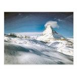 Matterhorn, Zermatt Post Card