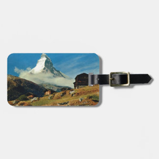 Matterhorn, Zermatt, Switzerland Bag Tag